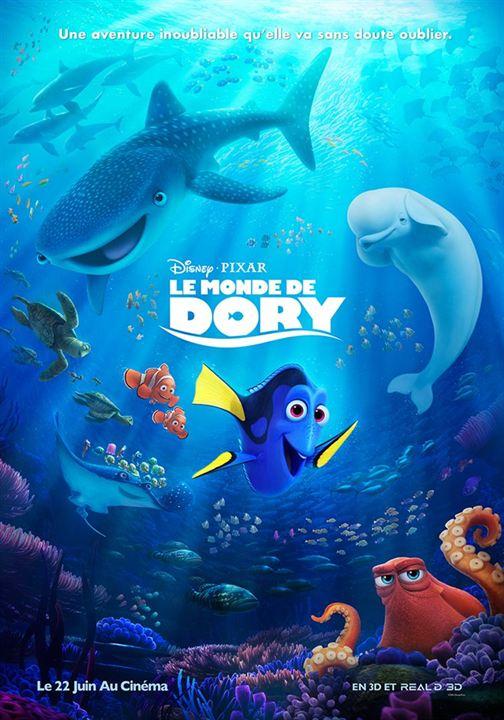 5 - Le Monde de Dory
