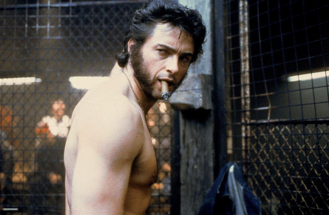 """Logan / Wolverine et ses impressionnantes """"Mutton Chops"""" (ou côtelette de mouton)"""
