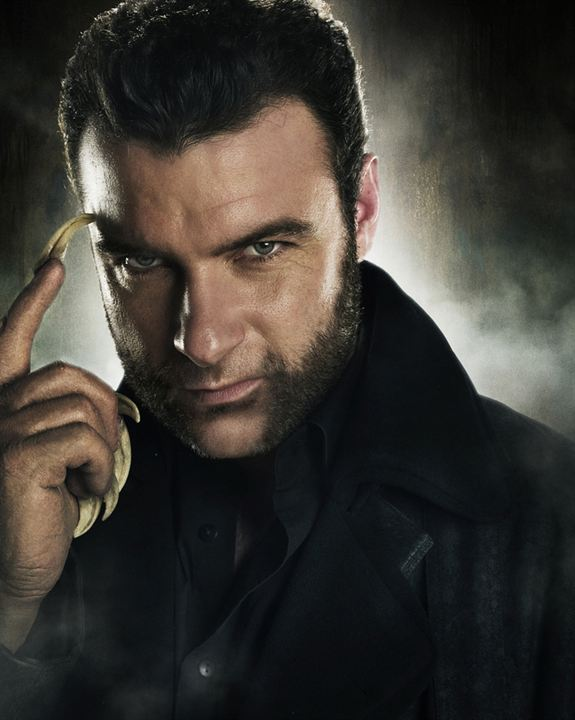 "Victor Creed alias ""Sabretooth"", nemesis de Wolverine, arborant aussi des ""Mutton Chops"""