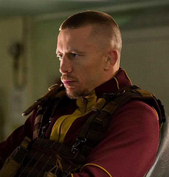 """Port de la moustache et bouc pour Batroc dans """"Captain America, le soldat de l'hiver"""""""