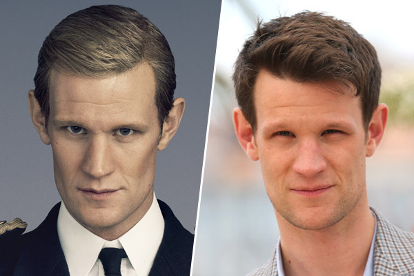 Prince Philip Mountbatten / Matt Smith