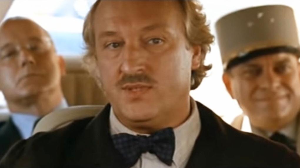 14- Le commissaire Gilbert