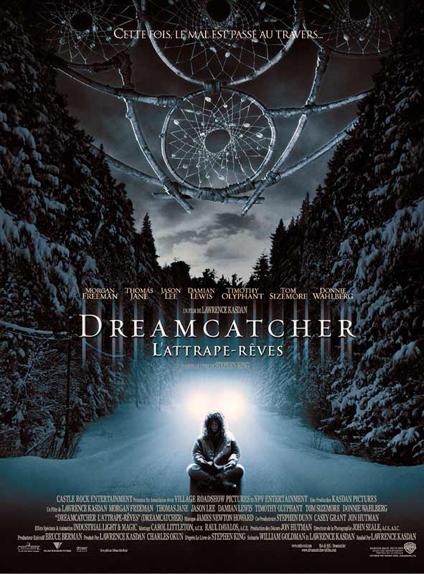 24e ex aequo - Dreamcatcher, l'attrape-rêves (2002)