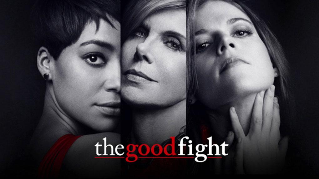 THE GOOD FIGHT - Dès le 19 février sur CBS All Access