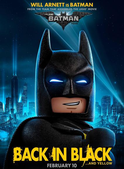 Batman fait le malin
