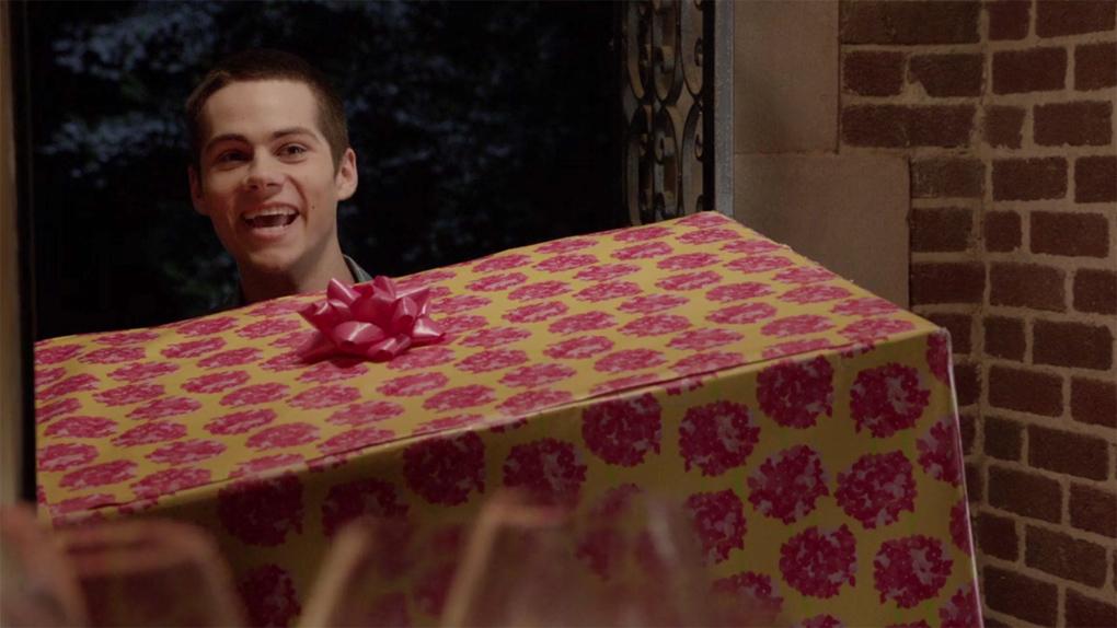 Un cadeau... gênant ?