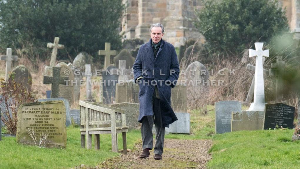 Balade entre les tombes pour Daniel Day-Lewis