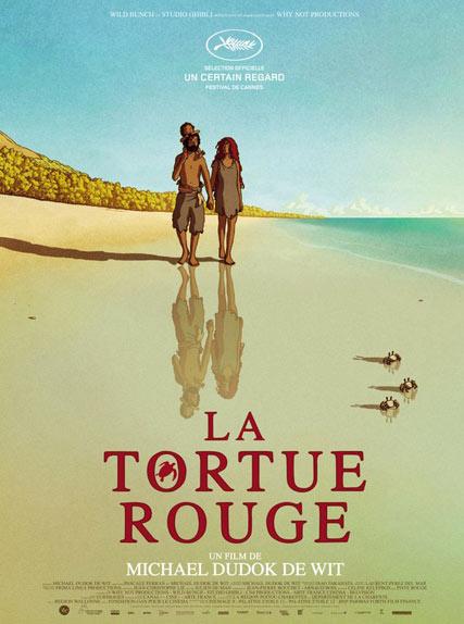 Annie Awards 2017 : La Tortue rouge, meilleur film d'animation indépendant 2017