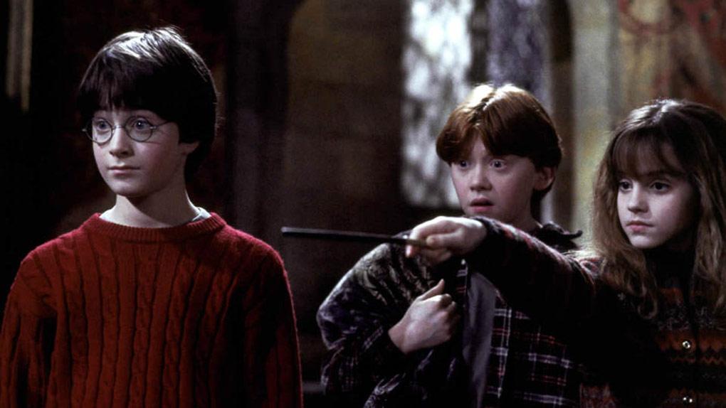 Harry Potter à l'école des sorciers (et tous les autres)
