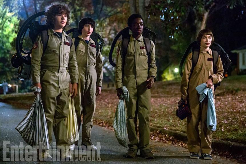 Stranger Things passe en mode Ghostbusters dans la saison 2