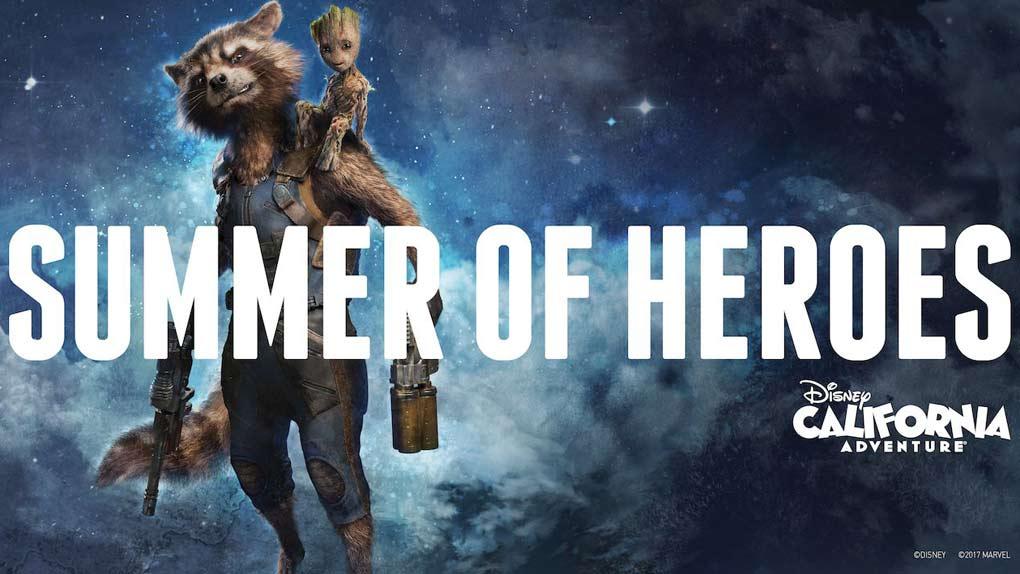 Les Gardiens de la Galaxie : l'attraction se dévoile