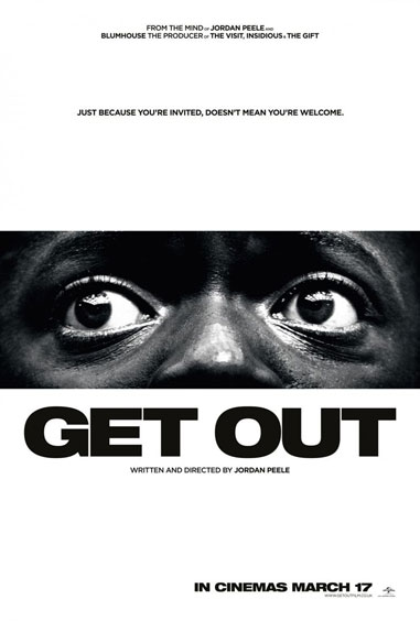 N°1 - Get Out : 30 millions de dollars de recettes