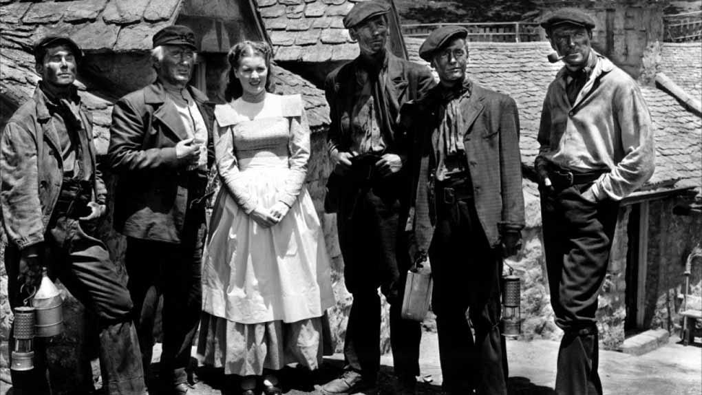 """""""Qu'elle était verte ma vallée"""" face à """"Citizen Kane"""" (1942)"""