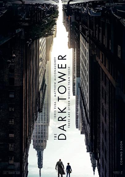 La Tour Sombre (à l'endroit)