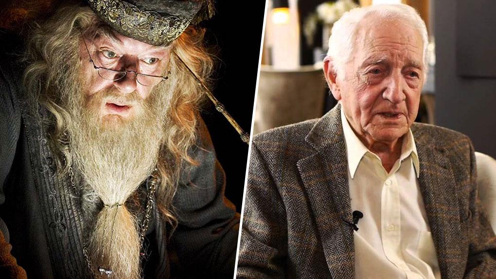 Marc Cassot, la voix de Dumbledore