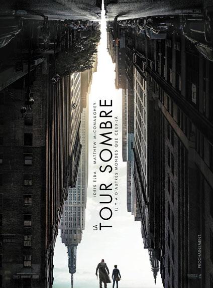 """La Tour sombre"" avec Idris Elba et Matthew McConaughey"