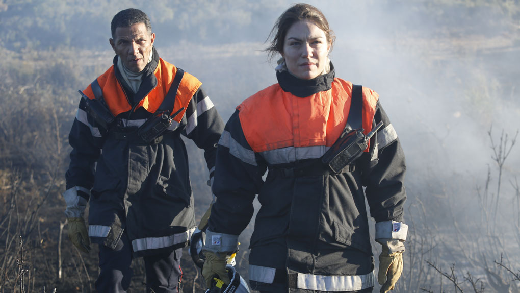"""""""Les Hommes du feu"""" avec Roschdy Zem et Emilie Dequenne"""
