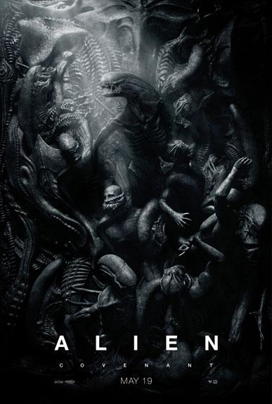 """""""Alien: Covenant"""" avec Katherine Waterston et Michael Fassbender"""