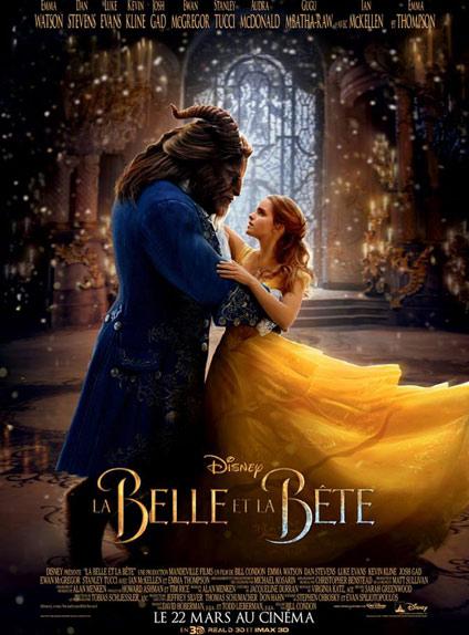 N°5 - La Belle et la Bête : 256 314 entrées