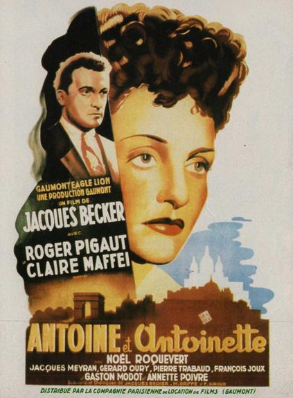 Grand Prix 1947 - Antoine et Antoinette