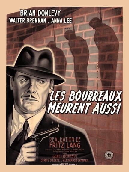 Les Bourreaux meurent aussi, réalisé par Fritz Lang en 1943