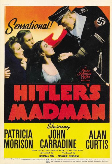 """""""Hitler's Madman"""" de Douglas Sirk, sorti en 1943"""