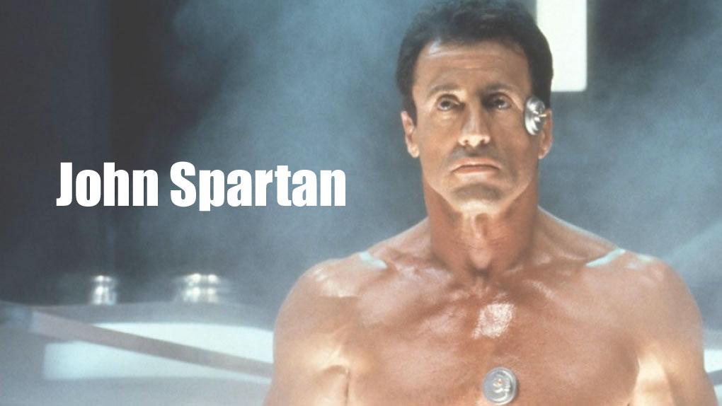 John Spartan