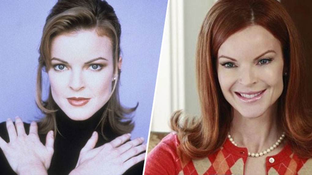 Kimberley Shaw (Melrose Place) de 1992 à 1997 / Bree Van de Kamp (Desperate Housewives) de 2004 à 2012