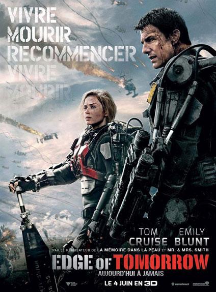 Une affiche française du film
