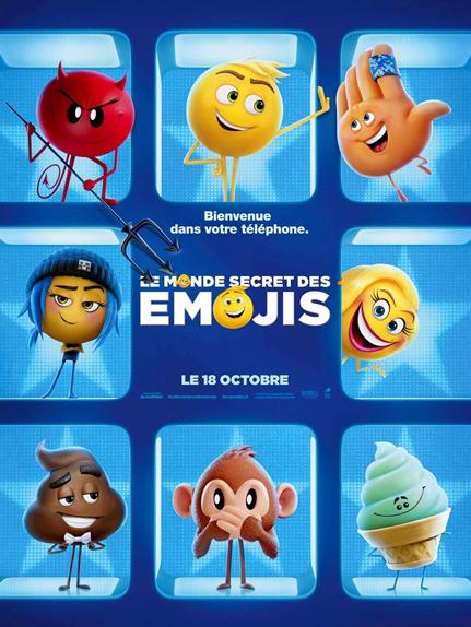 N°5 - Le Monde secret des Emojis : 6,6 millions de dollars de recettes