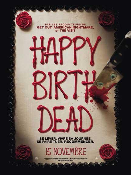 Happy Birthdead (15 novembre au cinéma)
