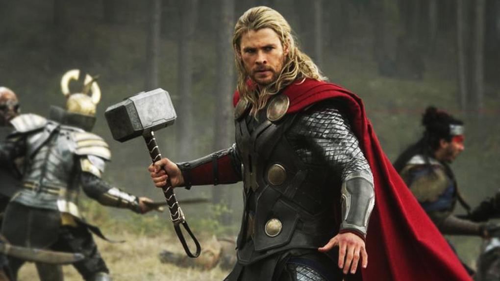 Impossible de faire l'impasse sur Thor et son marteau Mjöllnir