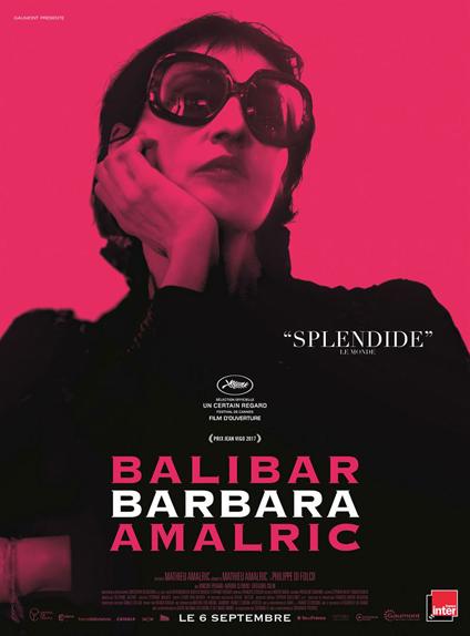 Barbara de Mathieu Amalric