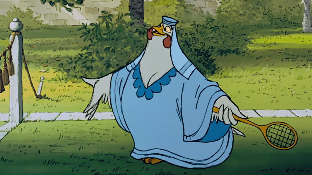Dame Gertrude (Robin des Bois)