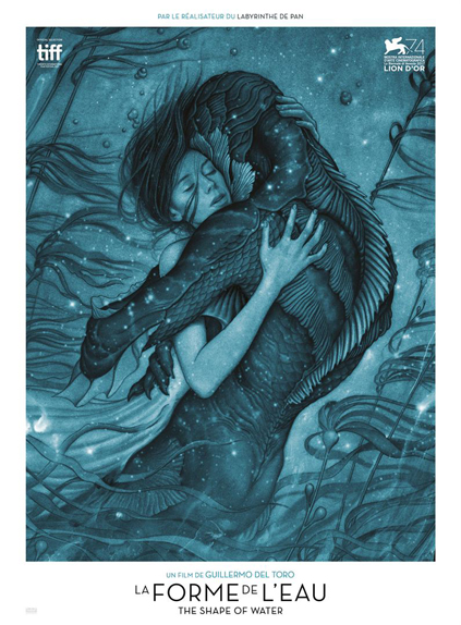 The Shape of Water - 7 nominations
