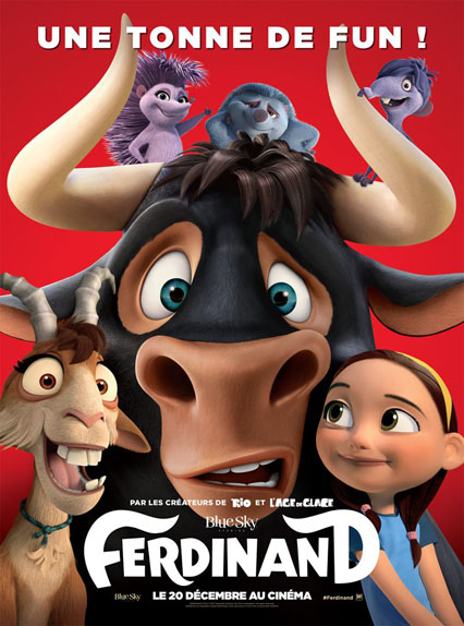 Ferdinand - 2 nominations