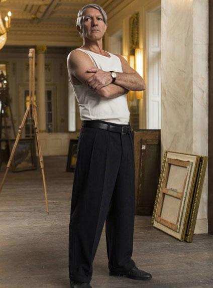 Antonio Banderas est Picasso