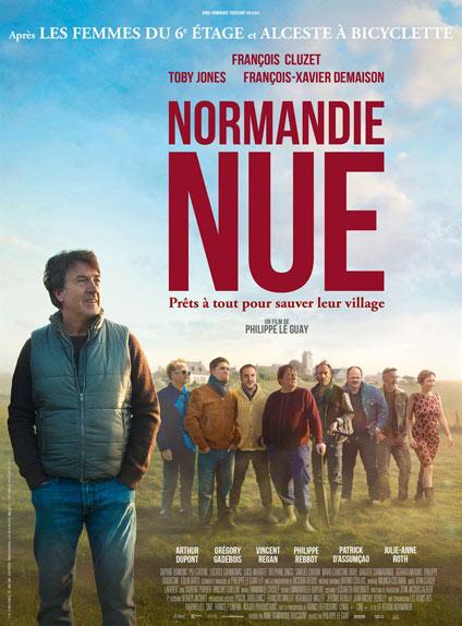 N°4 - Normandie Nue : 254 909 entrées