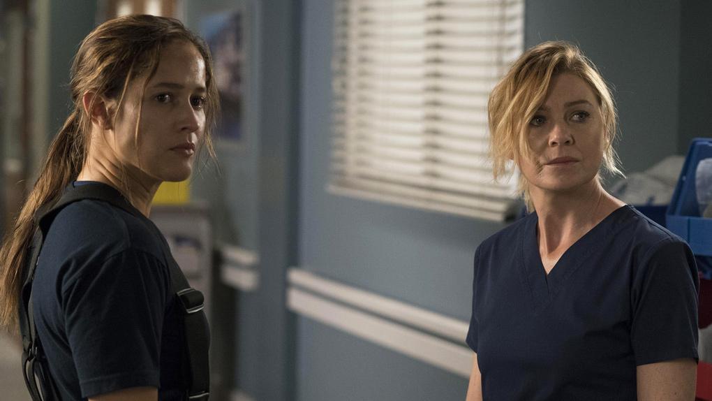 Les premières photos du spin-off de Grey's Anatomy...