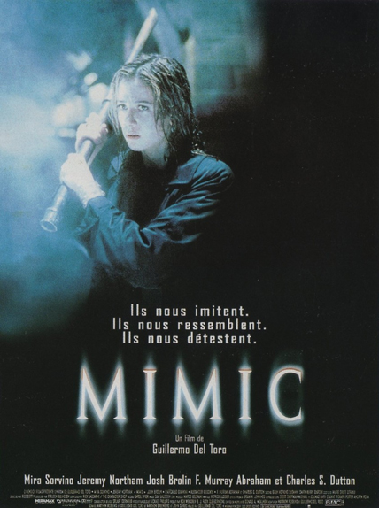 #10 - Mimic (1997)
