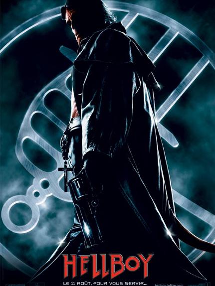 #7 - Hellboy (2004)