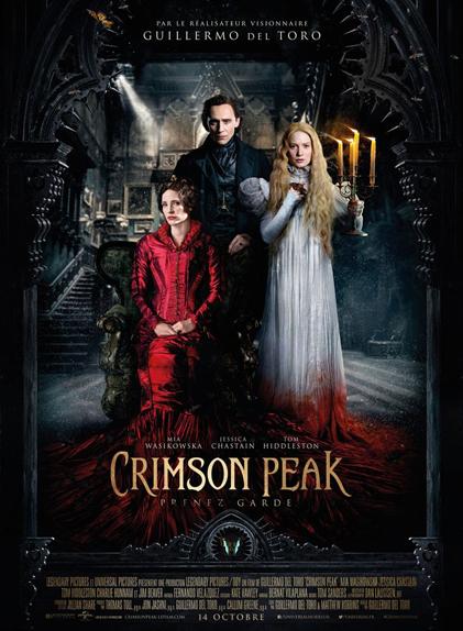 #4 - Crimson Peak (2015)