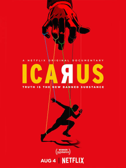 Icare : Oscar du meilleur documentaire