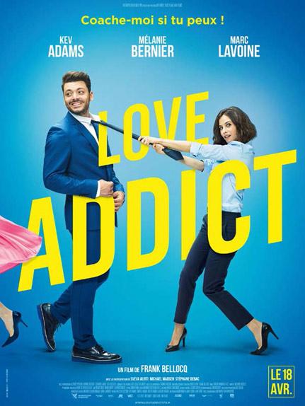 N°5 - Love Addict : 253 374 entrées
