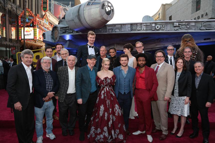 Le casting de Solo: A Star Wars Story