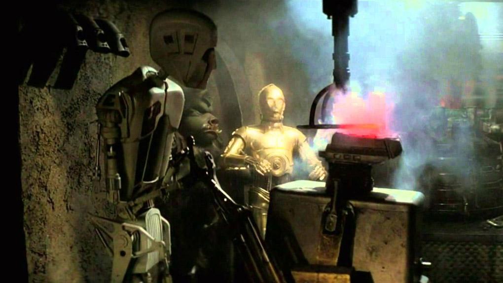 Le droïde Gonk