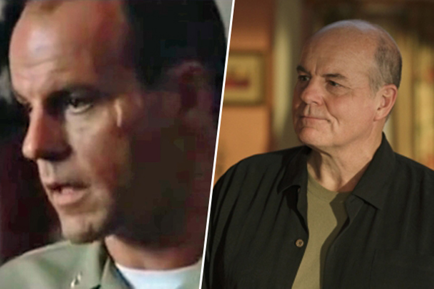 "Michael Ironside – Dick ""Jester"" Wetherly"