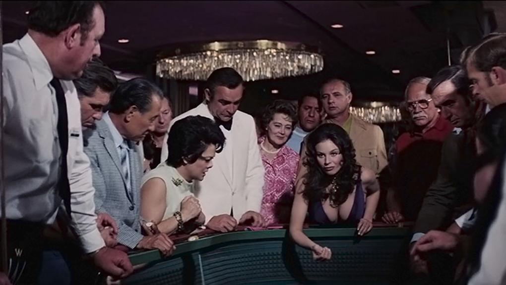 Dans quel James Bond Sean Connery se retrouve à la table de jeu avec Abondance Delaqueue (!) ? (Réponse page suivante)