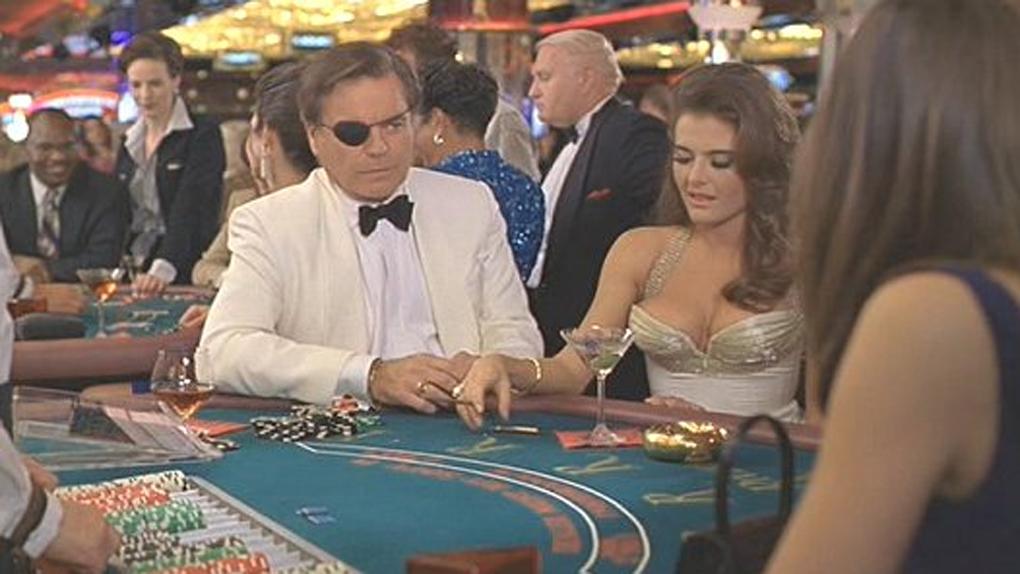 Séquence casino pour Robert Wagner, mais dans quel film ? (Réponse page suivante)
