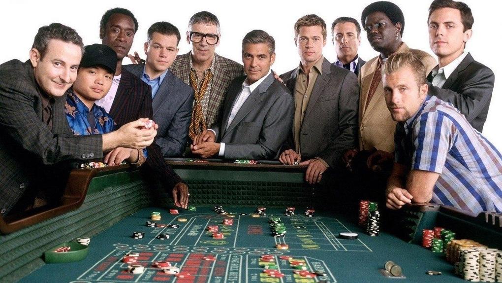 Dans quel film George Clooney veut organiser le casse de 3 casinos en même temps ? (Réponse page suivante)